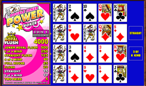 Double Joker Power Poker - Online Video Poker -RizkCasino