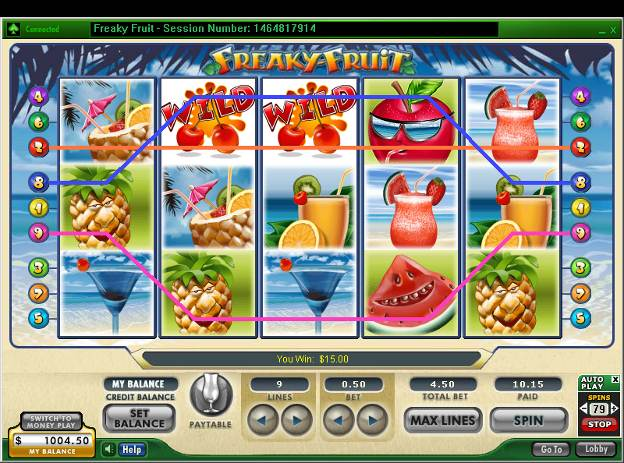 Freaky Fruit Slot Machine - Play Online Video Slots for Free