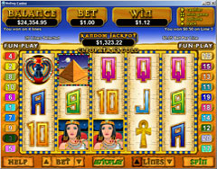 Cleopatra's Gold Slot Machine | Cleopatra's Gold Online By RTG