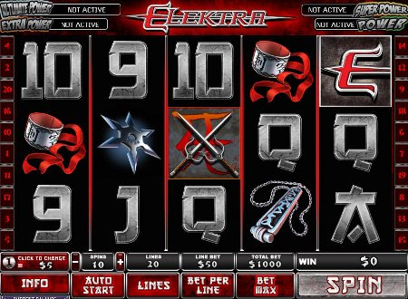 Elektra Slot Machine - Now Available for Free Online