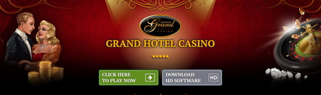 Grand Hotel Casino UK online casino