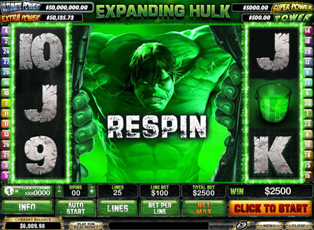 Free Slot Machine Hulk