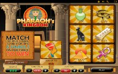 Pharaoh's Kingdom Slot Machine