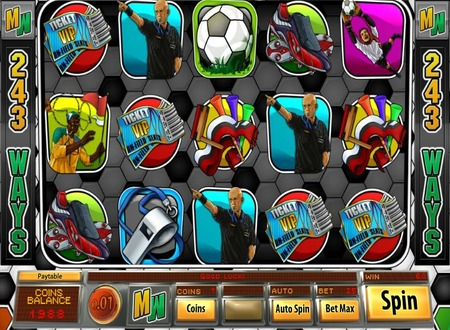 Football Fever™ Slot Machine Game to Play Free in Saucifys Online Casinos