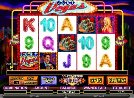 Hasil gambar untuk slot Just Vegas