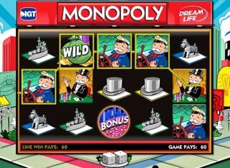 Monopoly slots help