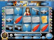 Spy Game Slot Machine